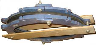 Ремонтное уплотнение раструбных соединений (РУРС)