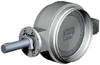 Затворы дисковые поворотные четырехэксцентриковые Quadax (Германия)